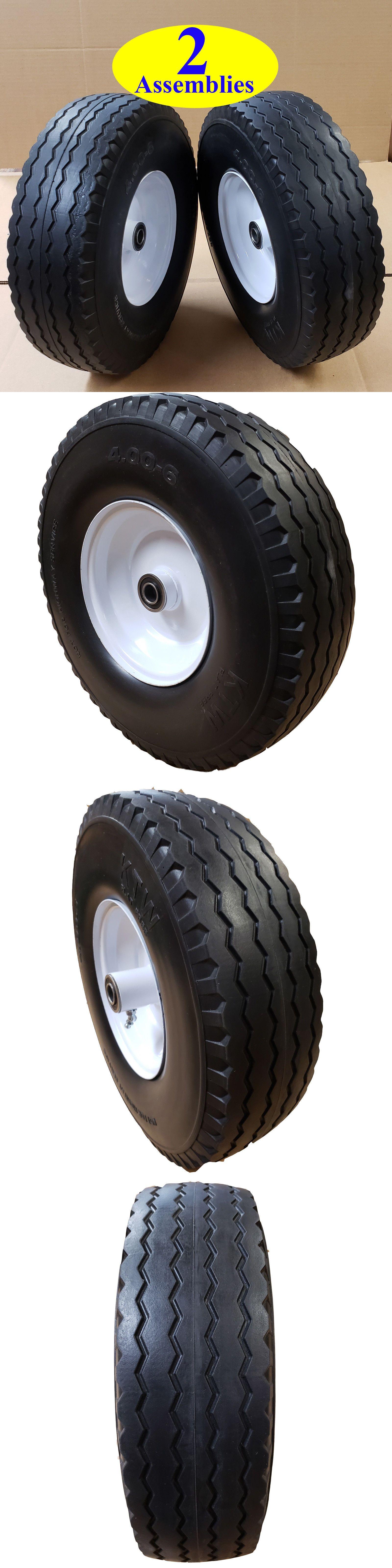 480-8 tire only,no rim Carlisle Wheel Barrow Wheelbarrow Tire