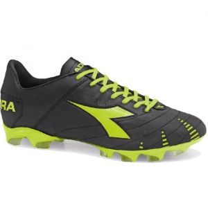 378d8e16c21 SALE - Diadora Evoluzione K BX 14 Soccer Cleats Mens Black Leather - Was   129.99 - SAVE  30.00. BUY Now - ONLY  99.99