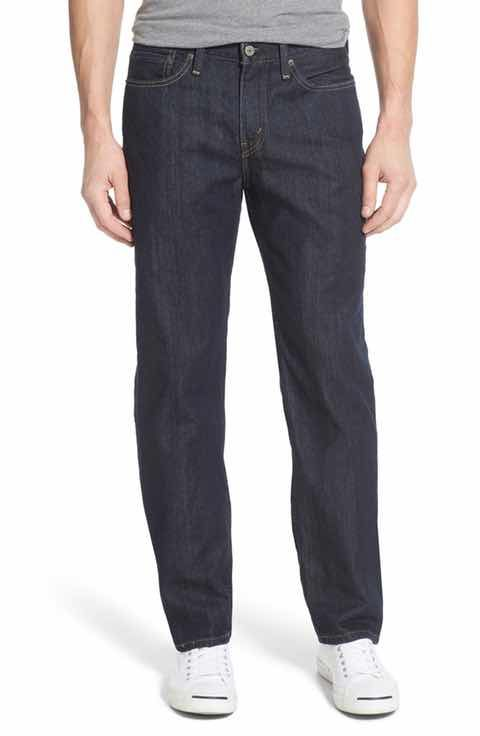 Levi's Men's Jeans Slim 514 Straight Jeans tumbled Rigid In 2016 In More Styles