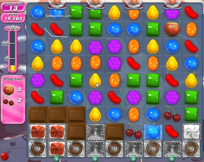 Candy Crush Saga v1.56.03 Apk Mod (Unlimited Lives