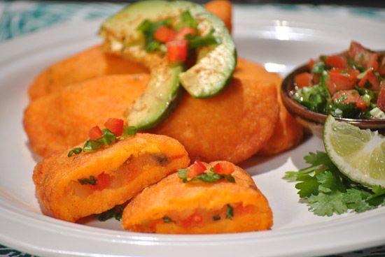 Recetas latinas vegetarianas