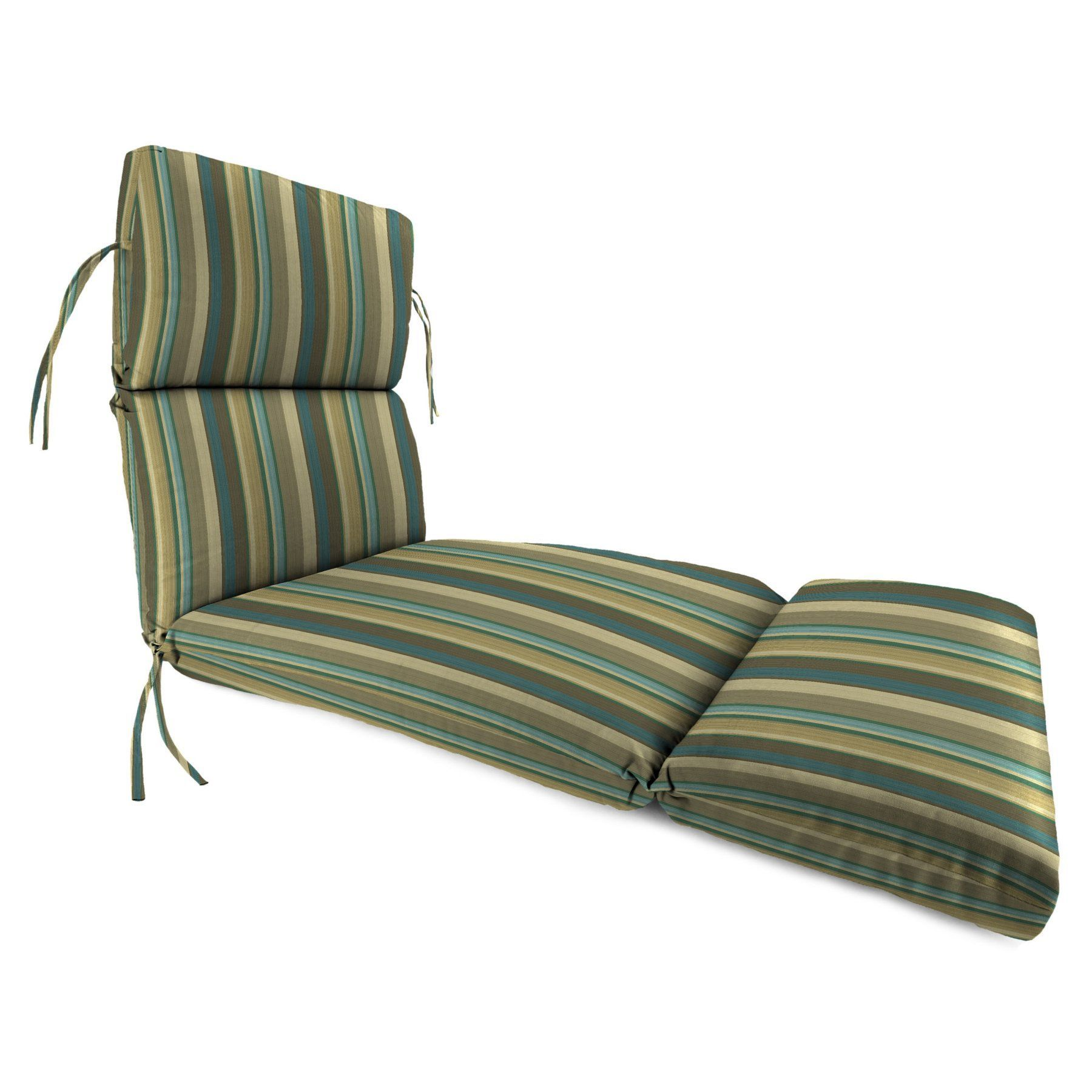 jordan manufacturing 74 in french edge outdoor draw the line chaise