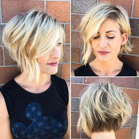 Short Messy Haircuts