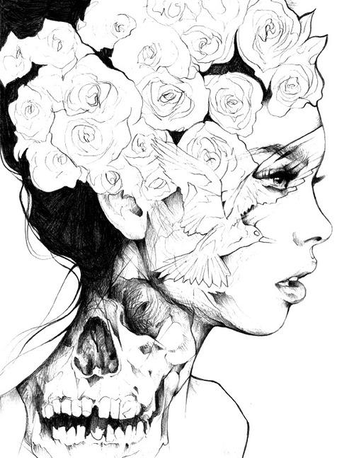 Beautiful Shades Art Drawings Beauty Art