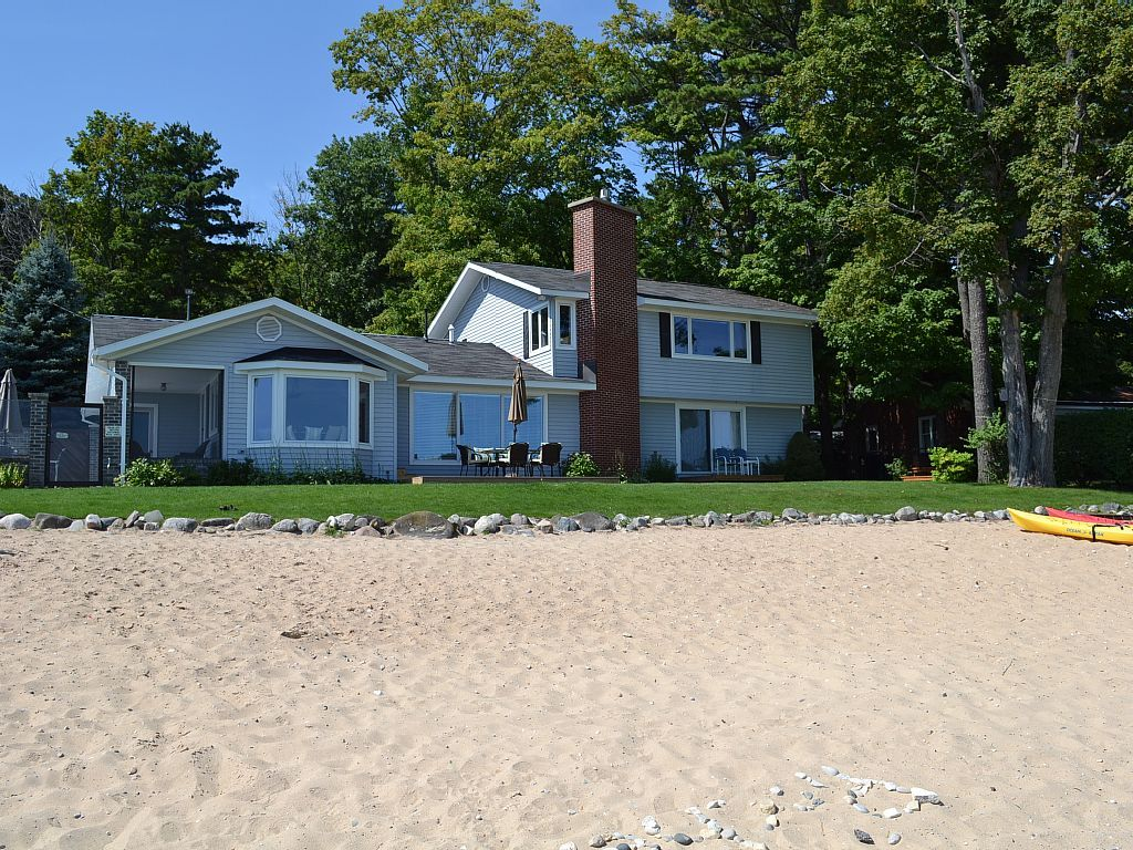 House vacation rental in traverse city vacation city