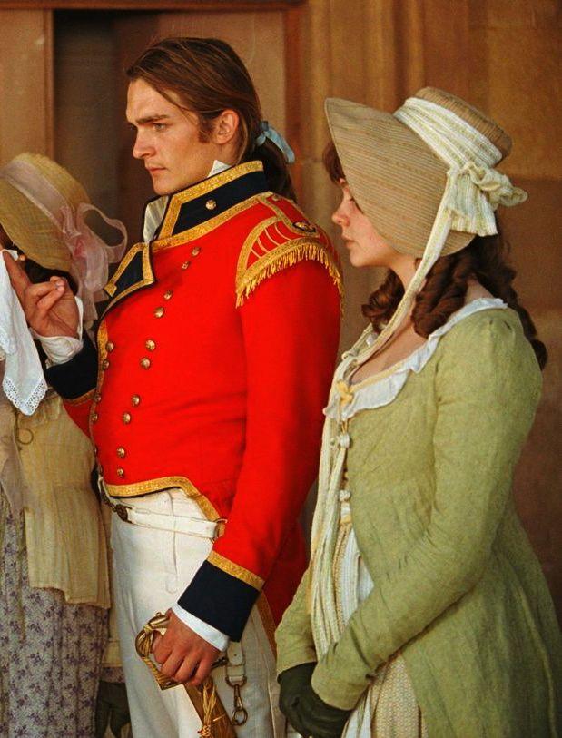 Rupert Friend As George Wickham In Pride And Prejudice