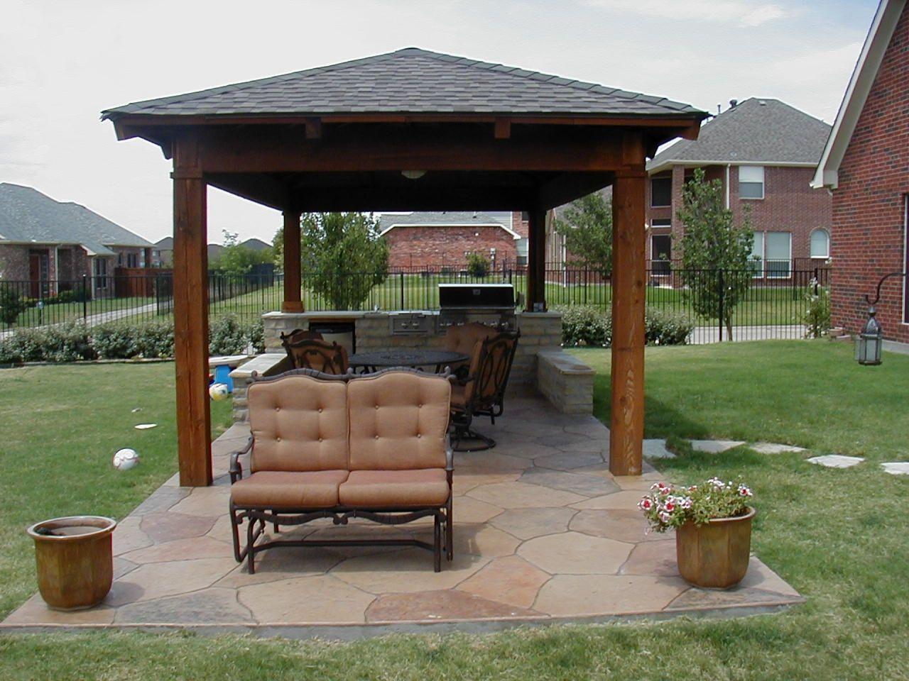 diy cement patio ideas