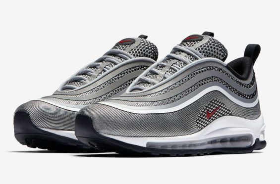 Official Images of The Nike Air Max 97 Ultra '17 Silver