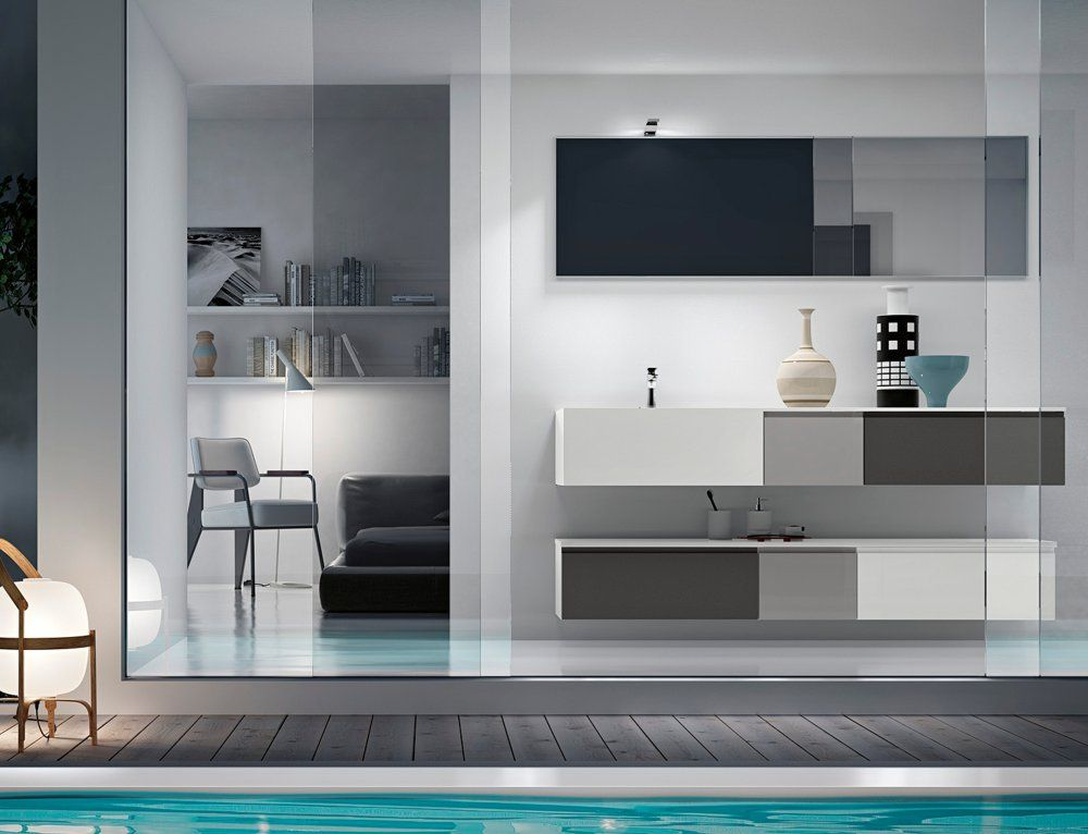 Italian Kitchens and Bathroom Designs Miami | Zen bathroom ...