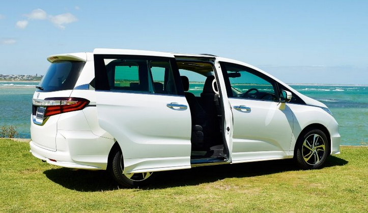 2016 Honda Odyssey Redesign Changes