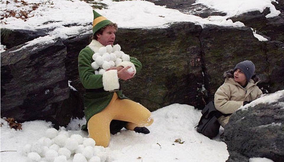 Centralparktoursnyc | Buddy the elf, Elf movie, Central park