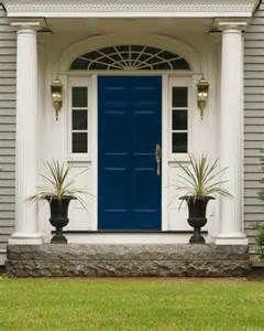 Blue Front Door Paint Colors Bing Images