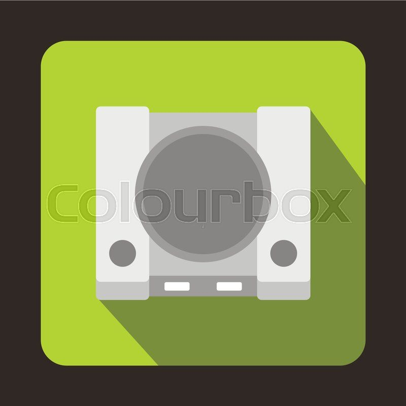 21144334-game-console-icon-flat-style.jpg (800×800)