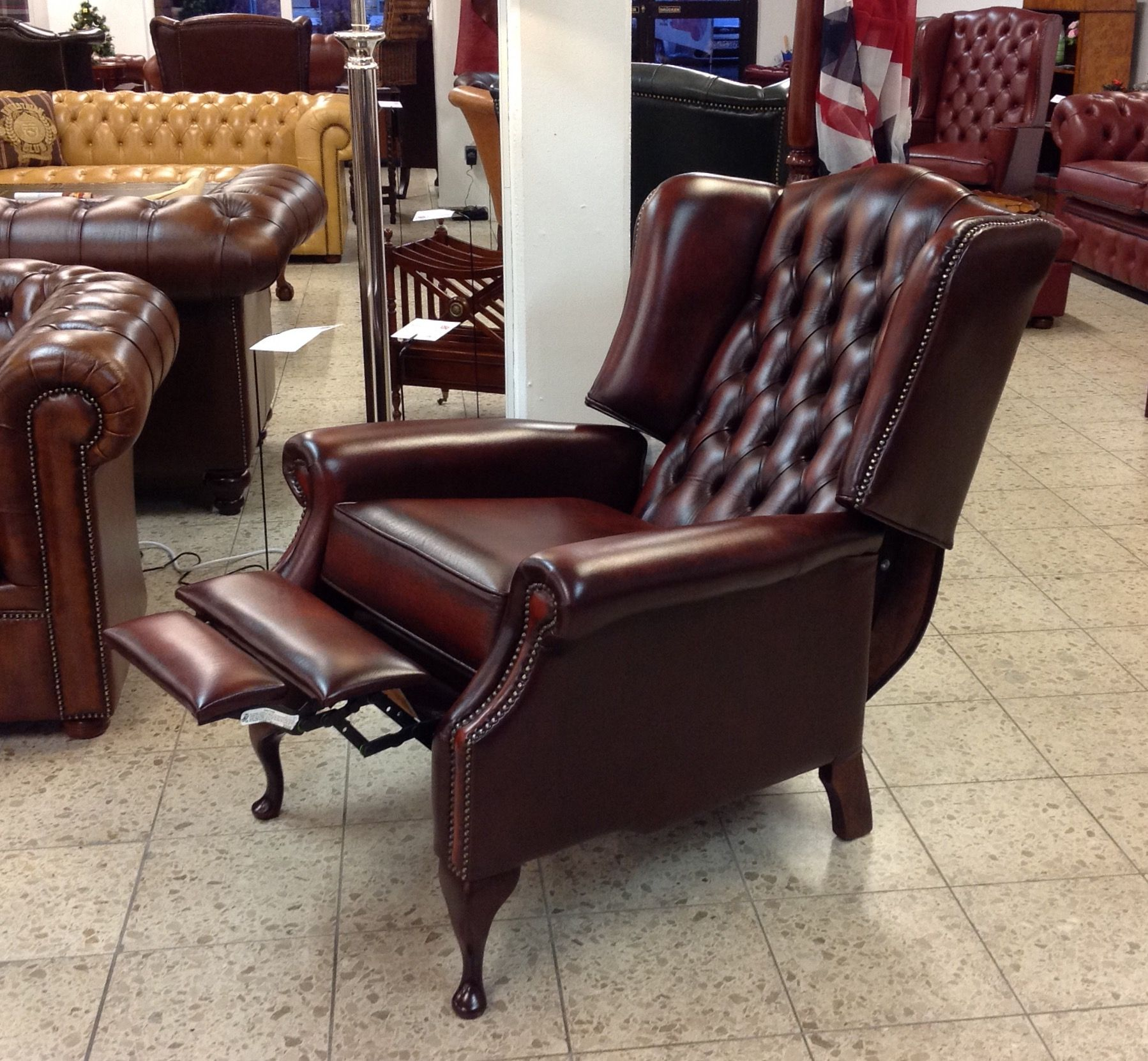 Verstellbare Sessel Wing Chair Als Verstellbarer Tv Sessel Furniture I Want