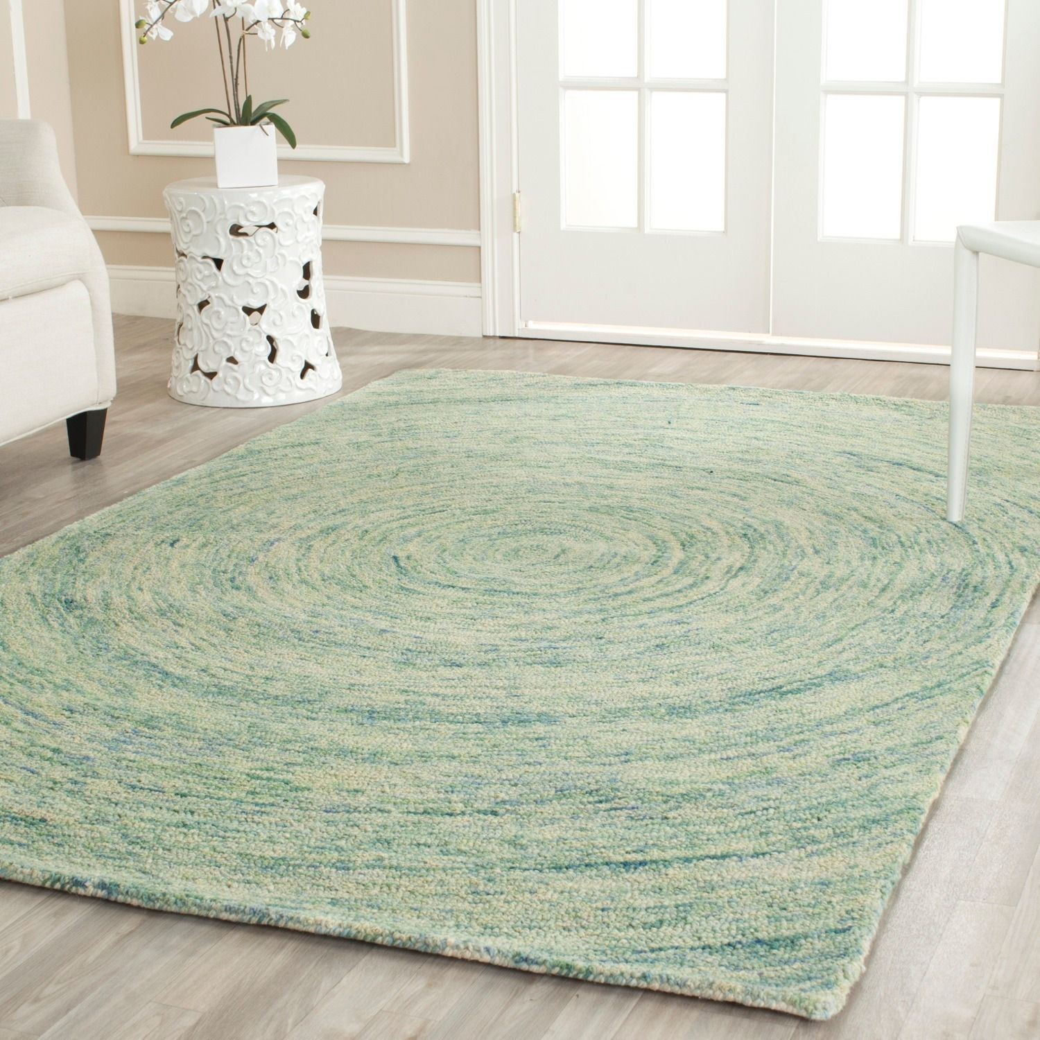 Overstock Com Online Shopping Bedding Furniture Electronics Jewelry Clothing More Blue Wool Rugs Wool Area Rugs Modern Wool Rugs