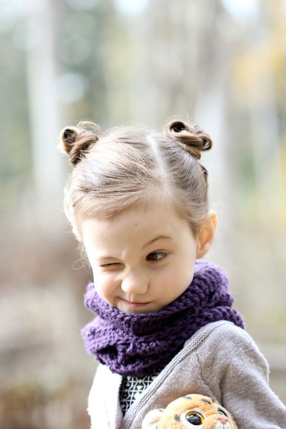 Three One Toddler Infinity Scarf Free Pattern Crafts