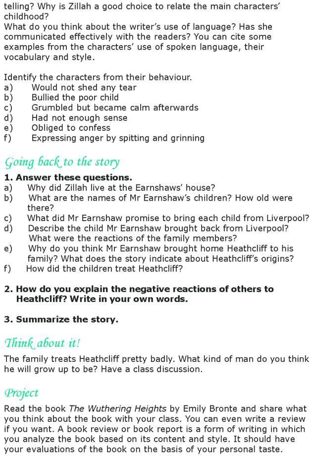 good short story ideas for grade 8