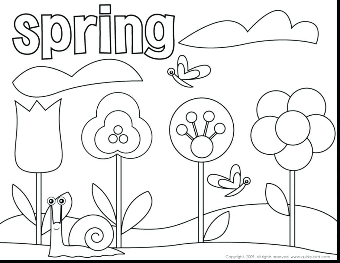 Pin By Jb On Spring Coloring Pictures In 2020 Preschool Coloring Pages Spring Coloring Pages Kindergarten Coloring Pages