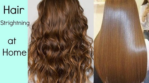 Today I Am Sharing Very Effective Recipe For Hair Straightening Mask Which Straighte Hair Straightening Treatment Straighten Hair Without Heat Frizzy Hair Tips