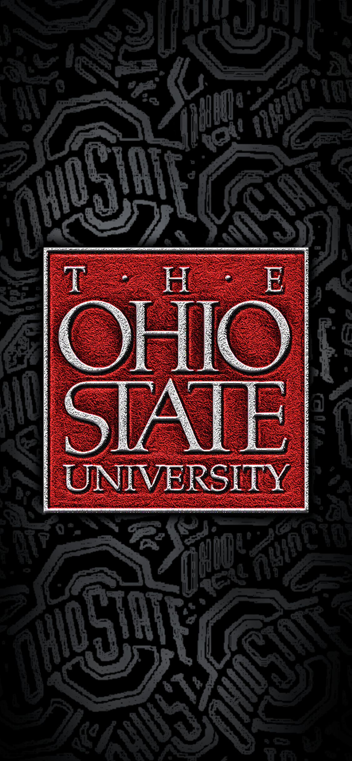 Buckeye Lock Screen 202003 for iPhone XS add it to your