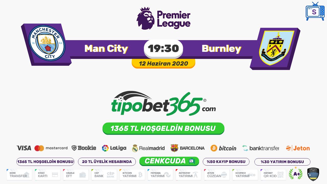 [ S Sport izle] Man. City Burnley Premer lig MAÇI