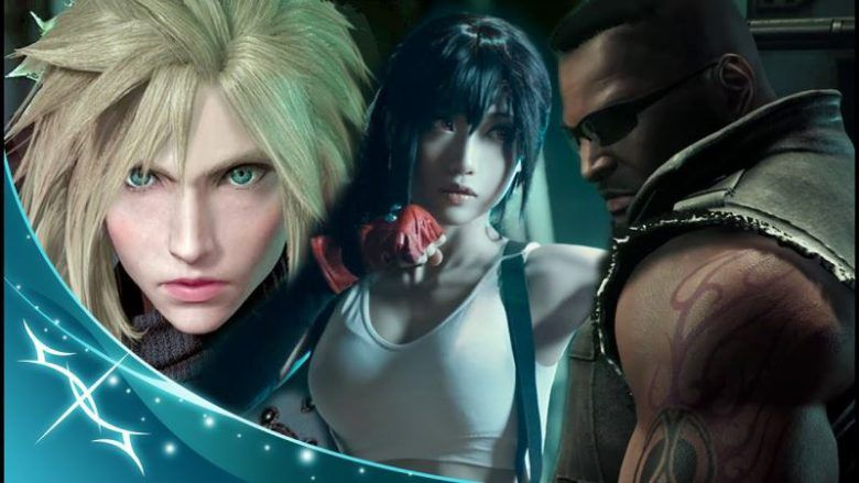 Final Fantasy 7 Remake 4k Wallpaper Wallpapers 4k Final Fantasy
