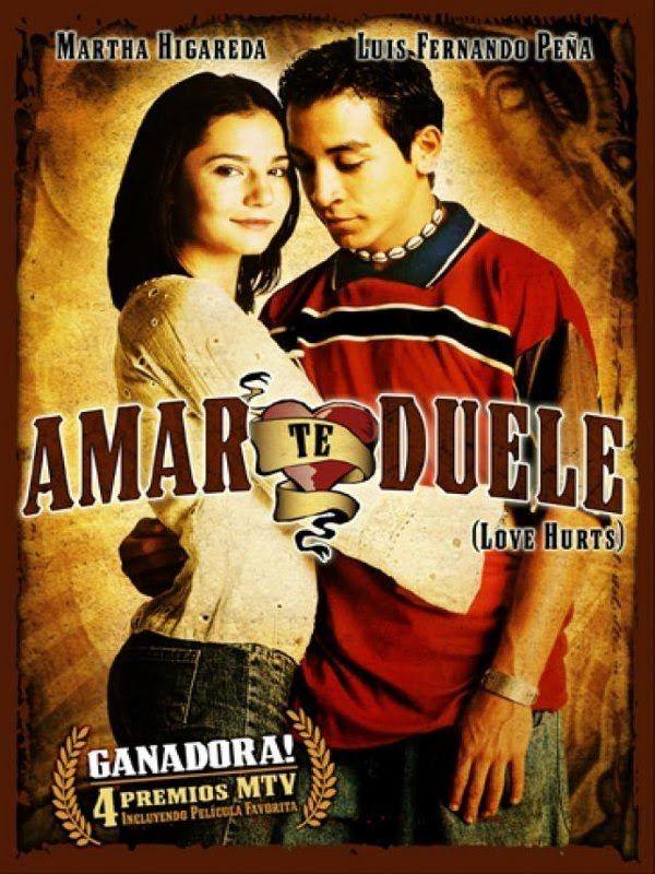 Amarte Duele Película Completa Mexicana Peliculas