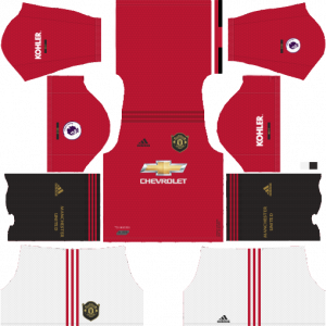 Manchester United Kits Dls 2019 Dream League Soccer Kits In 512x512 Manchester United Manchester United Logo Manchester United Home Kit