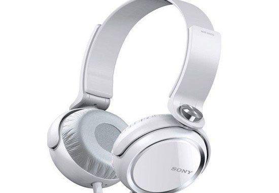 Sony MDR-XB400 #koptelefoon #muziek #goedkoop