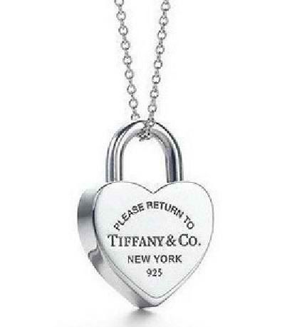 070a132378a13 Tiffany   Co. Heart Charm necklace ... My brother bought me this one for  Christmas one year.