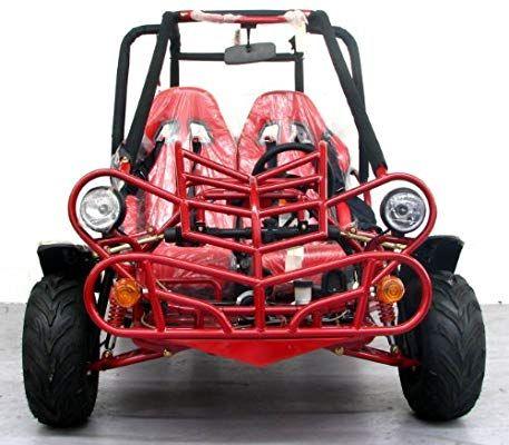 Amazon com: Kandi 150cc 2-seat Go Kart (KD-150GKC-2): Sports