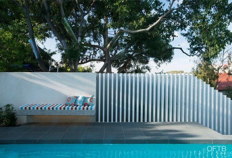 OFTB Melbourne landscaping, pool design & construction - plunge pool ...