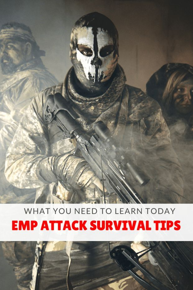 6 Important EMP Attack Survival Tips 6 Important EMP Attack Survival Tips -