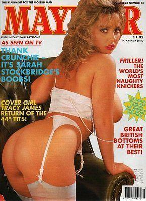 Mayfair uk adult magazine