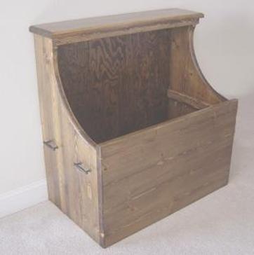 plans for firewood storage Fireplace Wood Storage Box
