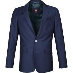 Photo of Suitable Blazer Art Pinpoint Dark Blue