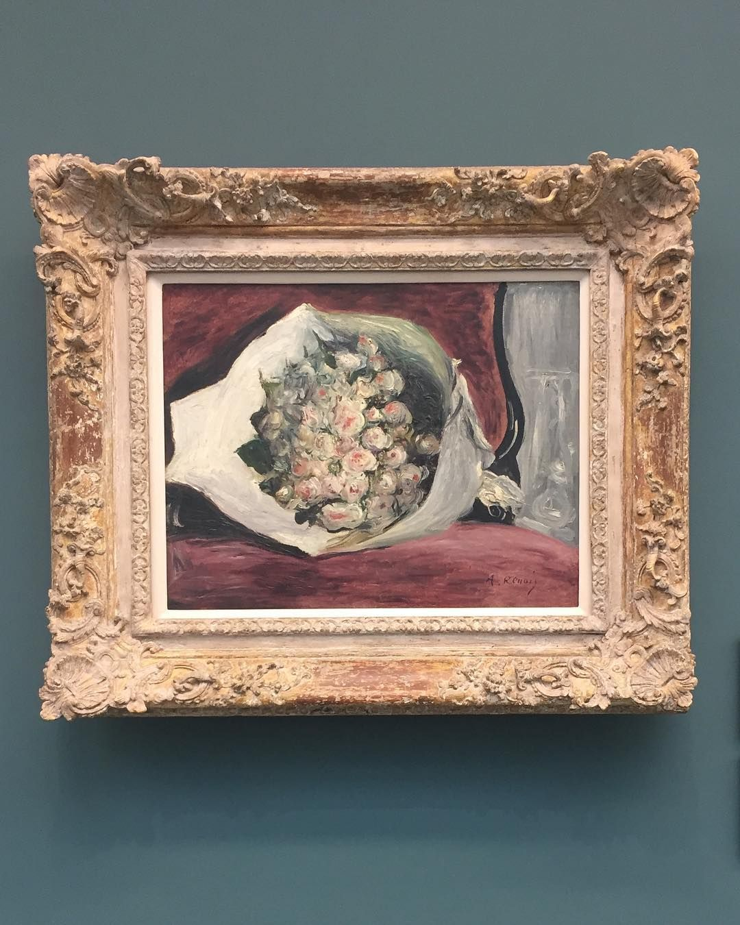 jhereiti40 Splendide RENOIR #Peinture #Painting #Renoir ...