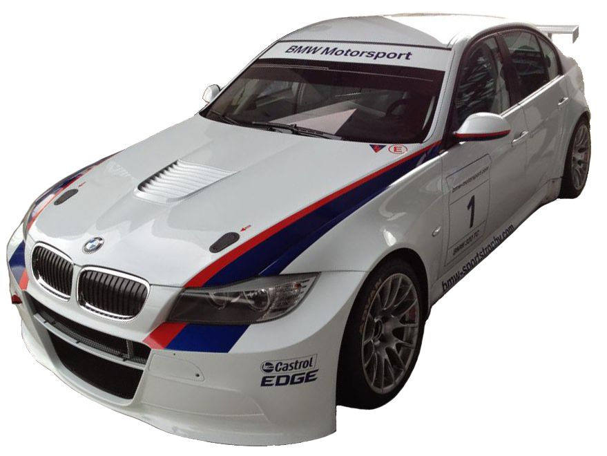 BMW AG Motorsport 320TC (Turbo Charged) P13B16 turbo race