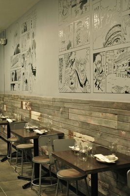 Yuzu Menu Design Sushi Restaurant In Chicago Il On Behance