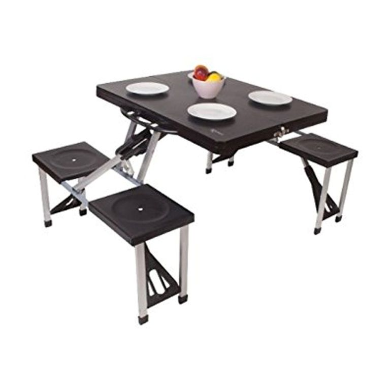 Furniture Awesome Folding Table And Chairs For Rent Also Folding Table And Chairs Set Lowes From 3 Tips In Ch Camping Furniture Camping Table Folding Picnic Table