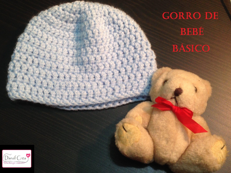 Increíble Patrones Del Sombrero Del Bebé Del Ganchillo Motivo ...