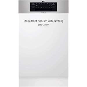 AEG FEE62400PM IntegrierterGeschirrspüler / 45cm / AirDry