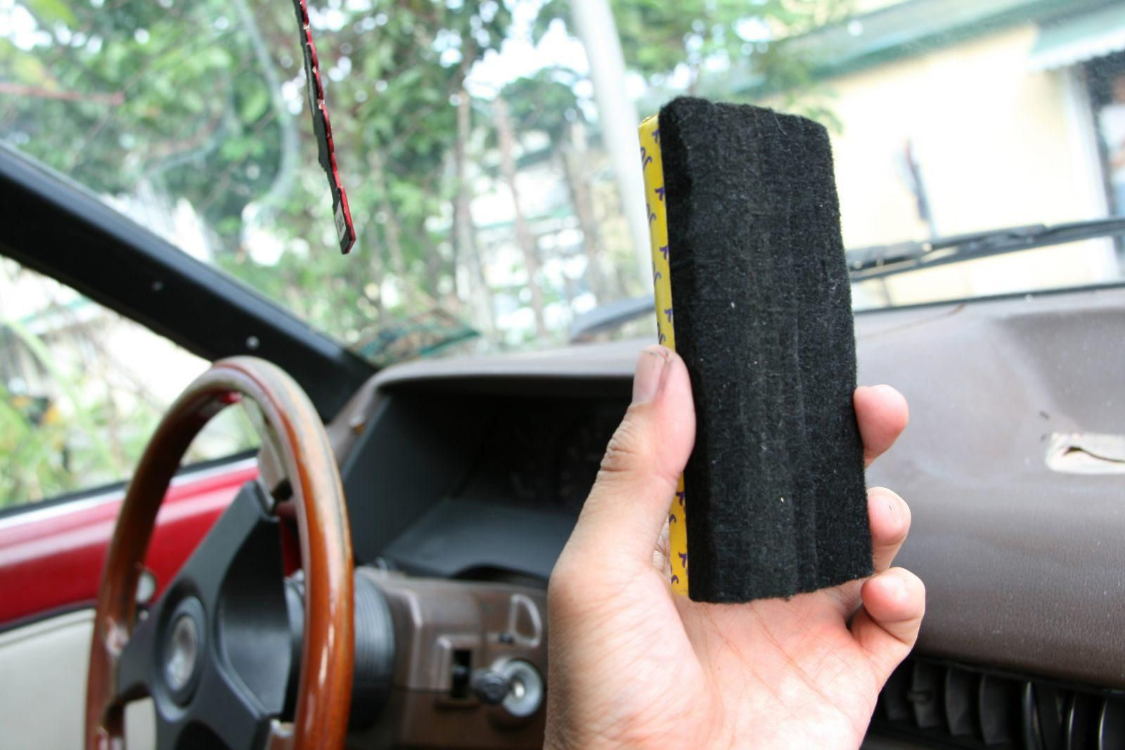 How to clean inside of windshield lets follow this