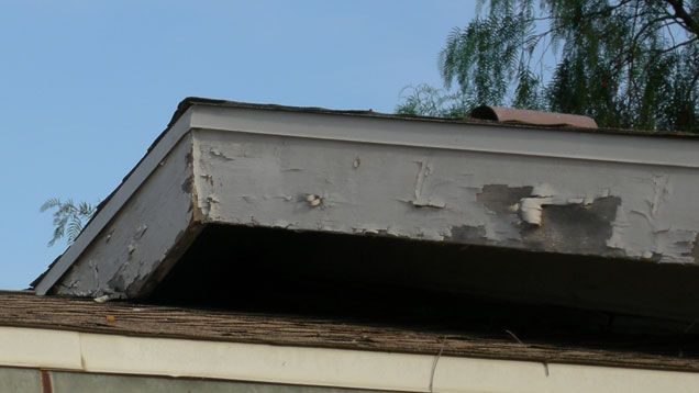 Repair Damaged Fascia Boards For An Instant Home Facelift Fascia Board Repair Vinyl Siding Repair