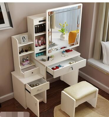 Makeup Cabinet Table The Multi Function European Makeup Chair Vanity Design Makeup Room Decor Home Decor