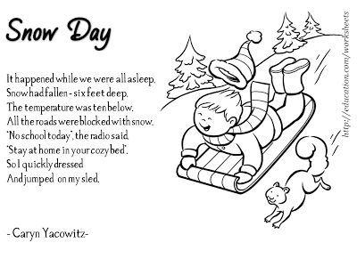 Image result for bundle up for winter poem (With images