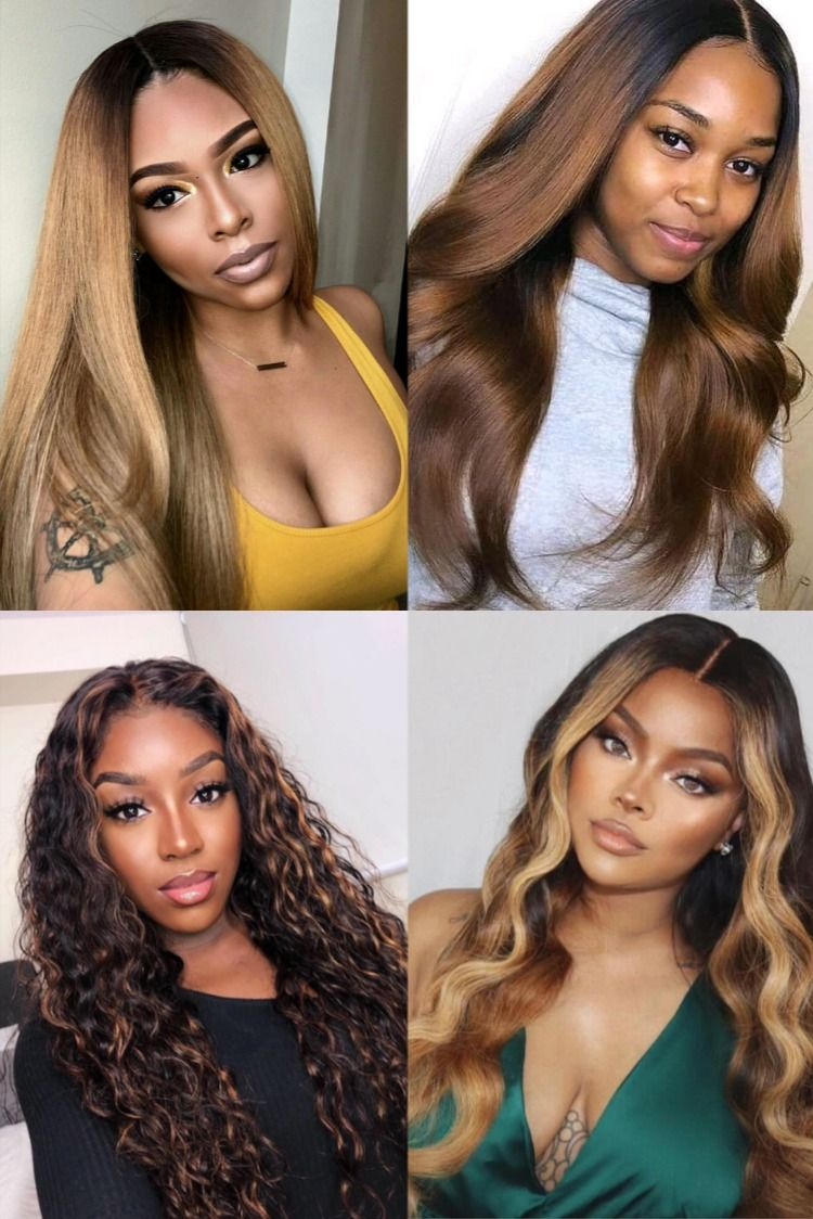 Let's Choose From A Variety of Wig Styles in 2020 | Wig hairstyles, Human hair wigs, Wigs