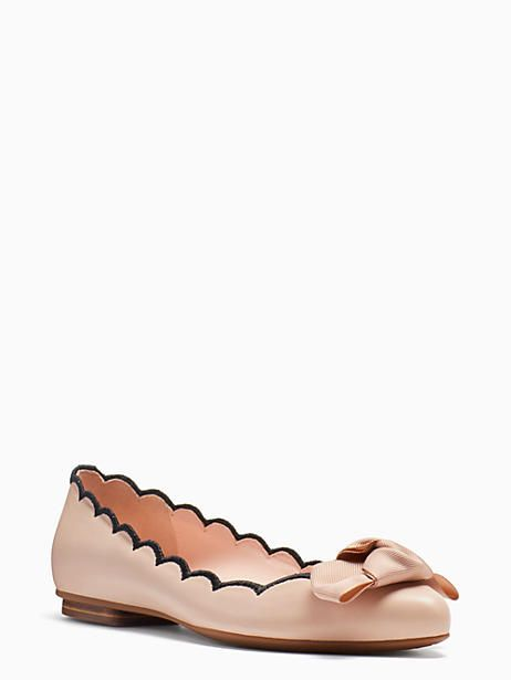 fa20e4228 Kate Spade Nannete Flats, Ballet Pink - Size 8.5 | Products | Flats ...