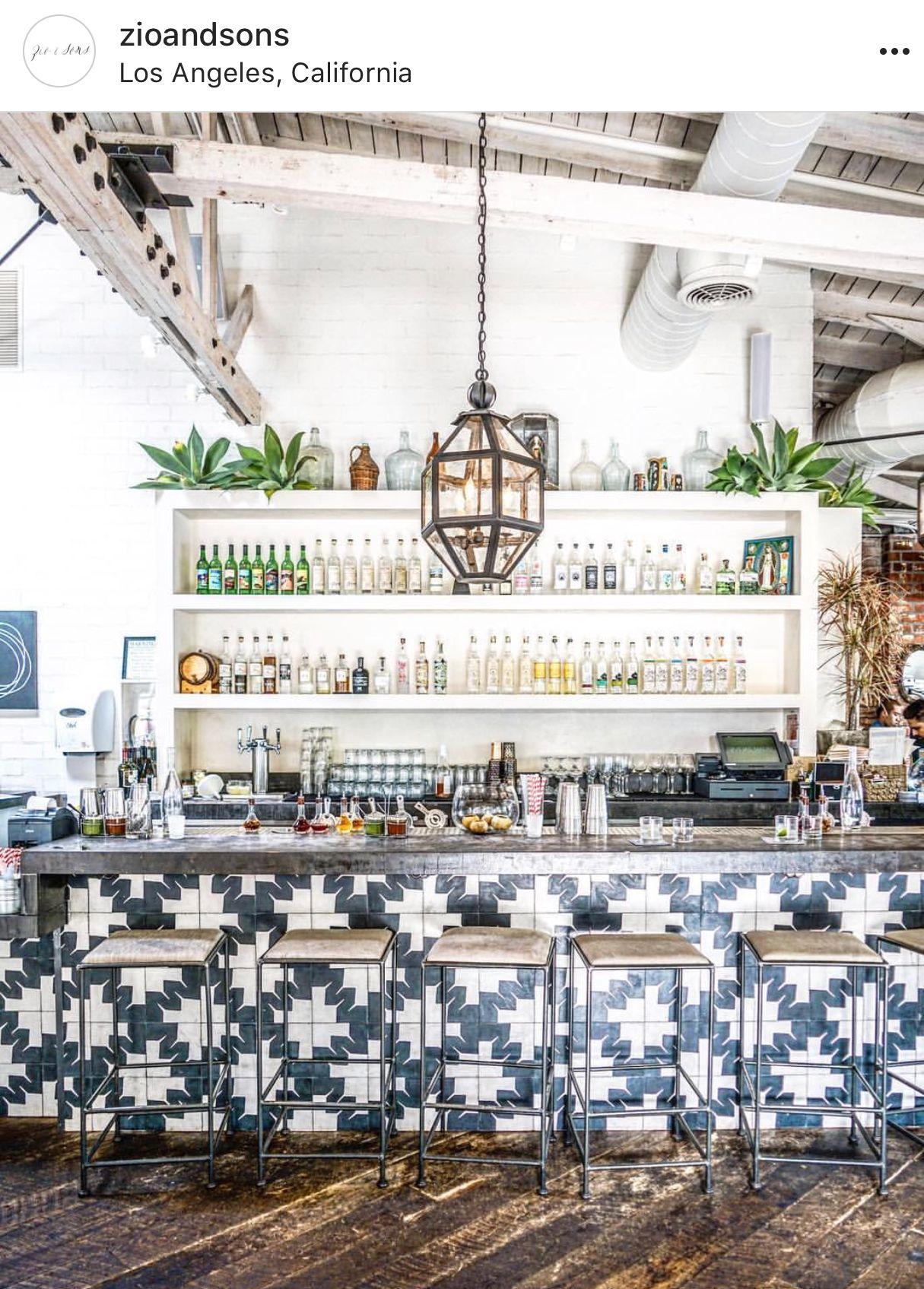 Gracias Madre in LA Restaurant design, Restaurant decor
