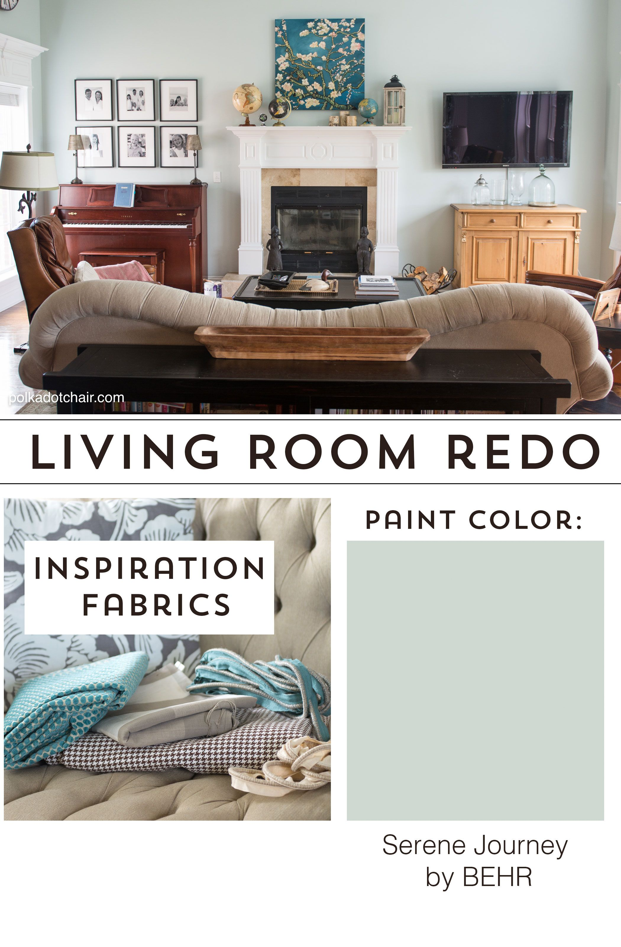 Ways to Update Your Living Room Without Breaking the Bank | Behr ...